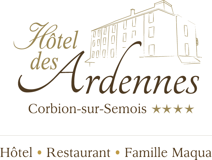 Hotel des Ardennes Logo