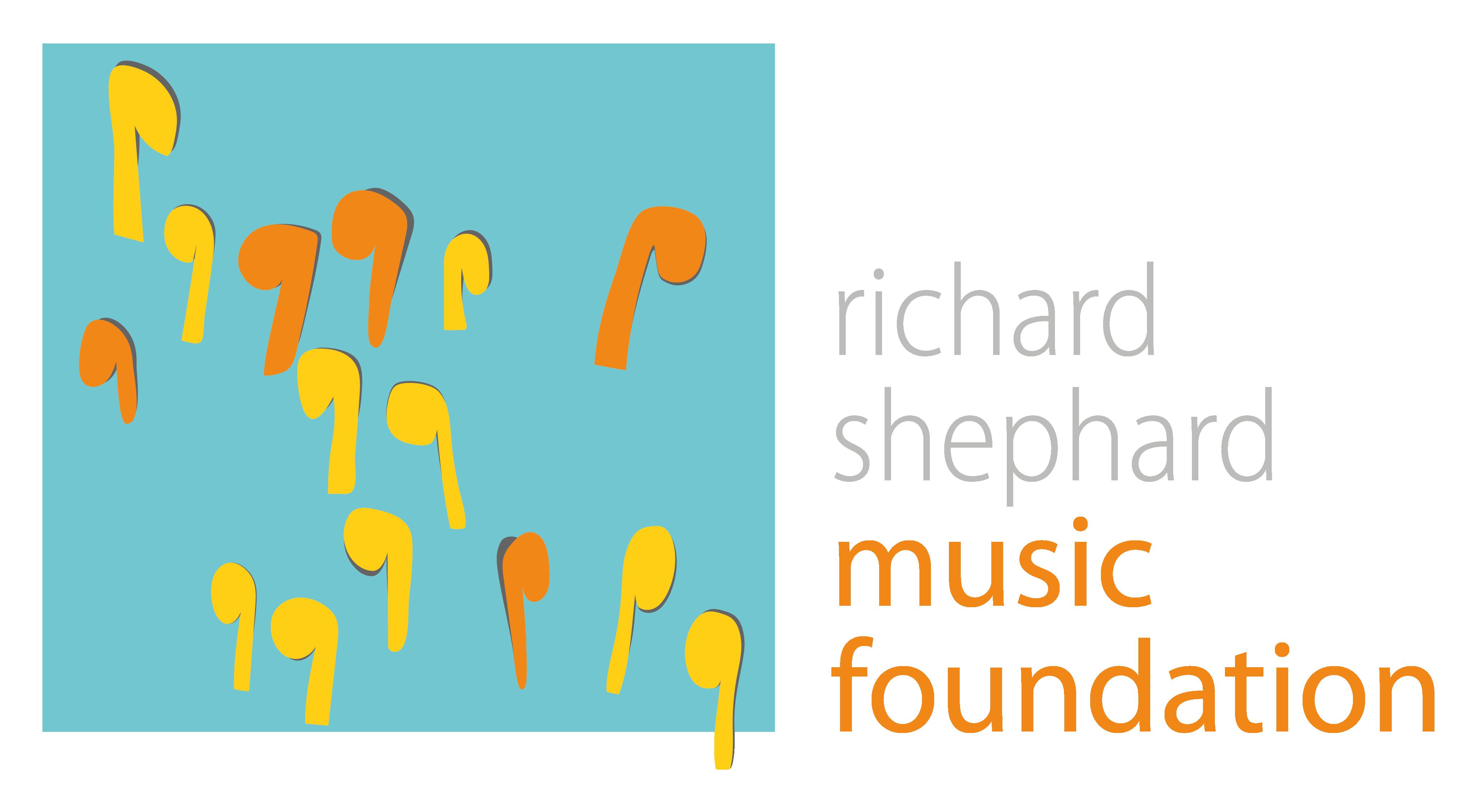 Richard Shephard Music Foundation Logo
